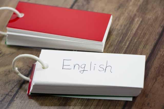 イギリス英語とアメリカ英語は単語が違う